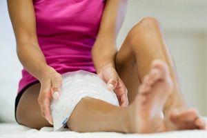 cum să tratezi bursita cronică a genunchiului daune articulare numite